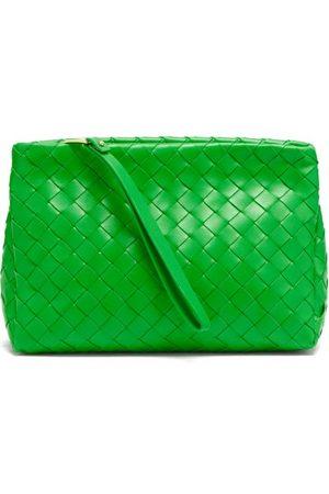 Bottega Veneta Women Clutches - Intrecciato-leather Washbag - Womens