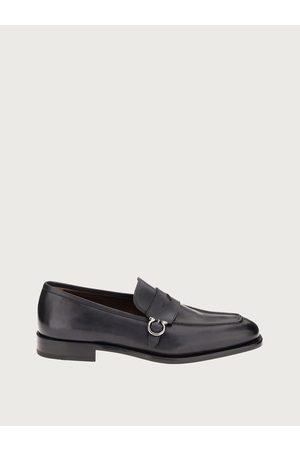 Salvatore Ferragamo Men Loafers - Men Penny Loafer Size 9.5