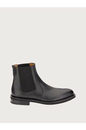 Salvatore Ferragamo Men Chelsea Boots - Men Chelsea boot Size 8.5