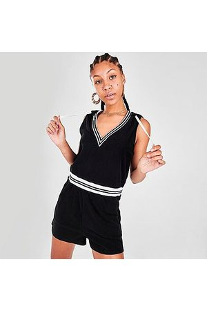 Juicy Couture Women's Sleeveless Romper in / Size X-Small Cotton