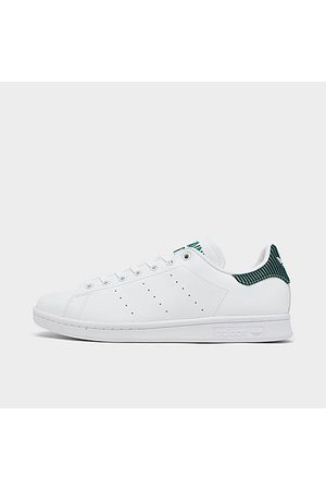 adidas Men Casual Shoes - Men's Originals Stan Smith Primegreen Casual Shoes in / Size 7.5 Polyester