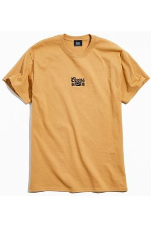 Urban Outfitters Coors Banquet Embroidered Logo Tee
