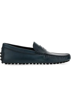 Tod's Gommini Leather Drivers