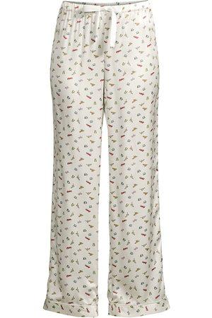 Morgan Lane Monopoly x Parker Satin Pajama Pants