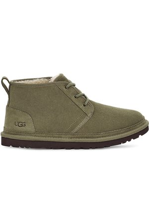 UGG Neumel pure-Lined Suede Chukka Boots