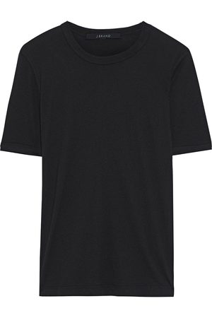 J BRAND Woman Marta Cotton And Modal-blend Jersey T-shirt Size L