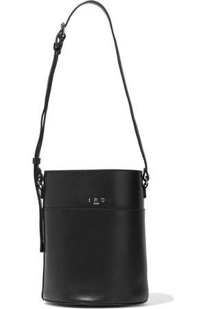 IRO Women Wallets - Woman Mayon Leather Bucket Bag Size
