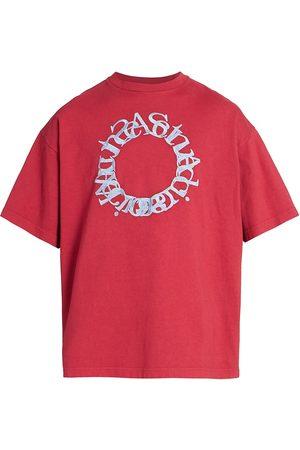 Acne Studios Elund Circle Logo T-Shirt