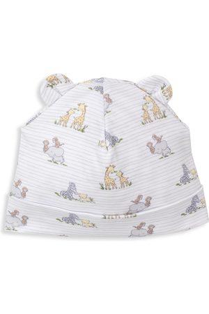 Kissy Kissy Baby's Savannah Soiree Striped Animal-Print Novelty Hat