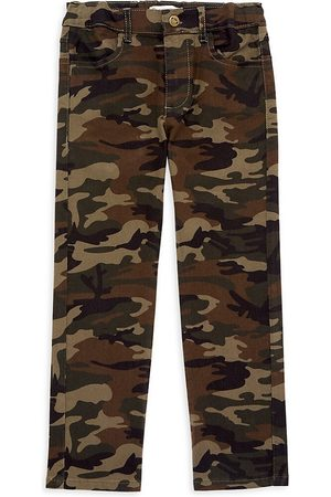 Appaman Little Boy's & Boy's Camouflage Skinny Twill Pants