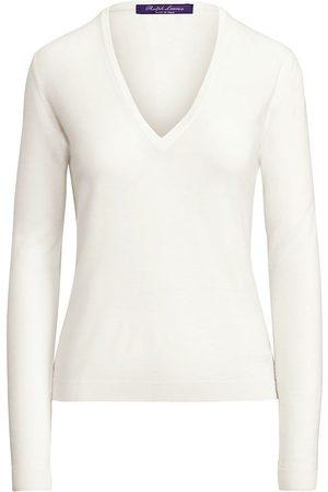 Ralph Lauren V-Neck Long Sleeve Sweater
