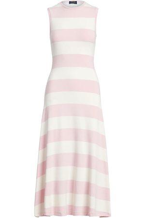 Polo Ralph Lauren Striped Sleeveless Dress