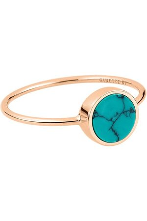 GINETTE NY Mini Ever Turquoise ring