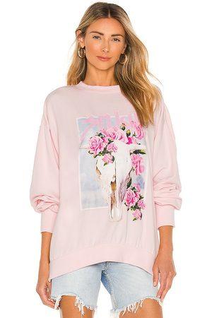 Selkie X REVOLVE Dream Sweater in Pink.