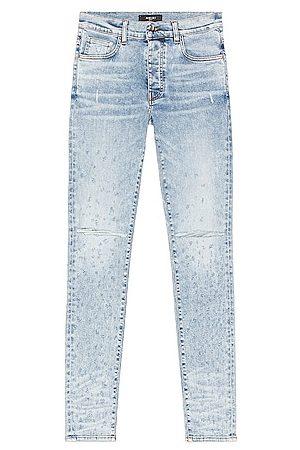 AMIRI Men Slim - Shotgun Jean in Blue