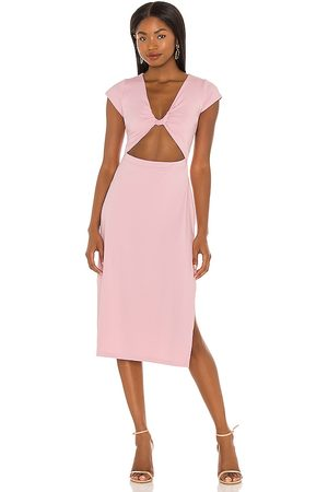 Susana Monaco X REVOLVE Twist Back Dress in .