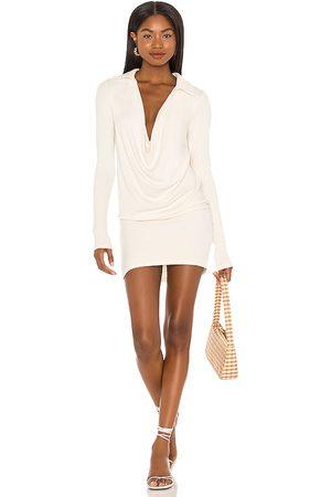 Free People X REVOLVE Tessa Dress in Ivory.