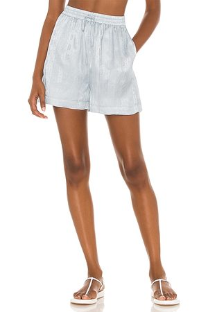 Tell Your Friends Lounge Short in Baby Blue.