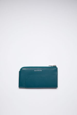 Acne Studios FN-UX-SLGS000188 Leather zip wallet