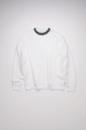 Acne Studios FN-MN-SWEA000176 Logo jacquard sweatshirt