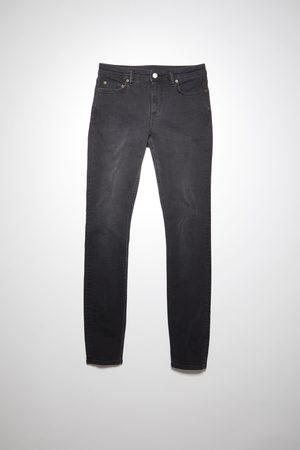 Acne Studios Climb Used Blk FW21 Skinny fit jeans