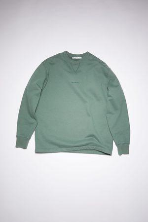 Acne Studios FN-MN-SWEA000260 Logo sweatshirt