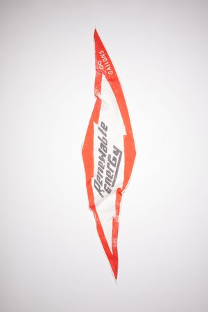 Acne Studios FN-UX-SCAR000175 /white Seasonal print scarf