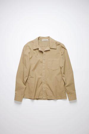 Acne Studios FN-MN-SHIR000387 Boxy cropped shirt