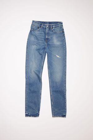 Acne Studios High Waisted - 1995 Vintage Blue Slim fit jeans