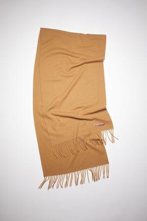Acne Studios FN-UX-SCAR000152 Narrow cashmere scarf