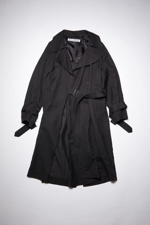 Acne Studios Women Trench Coats - FN-WN-OUTW000526 Lined trench coat