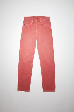 Acne Studios 1996 Coral /orange Classic fit jeans