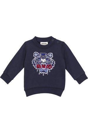 Kenzo Baby logo cotton sweatshirt