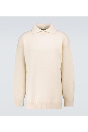 Jil Sander Wool and cashmere-blend turtleneck