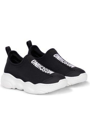 Moschino Neoprene sneakers
