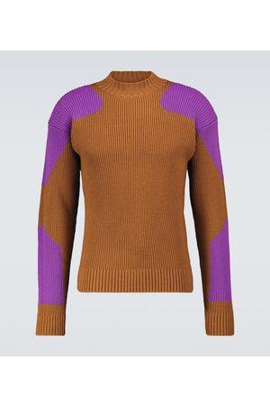Jacquemus La Maille Girò crewneck sweater