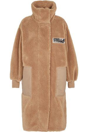 Stella McCartney Luna teddy coat