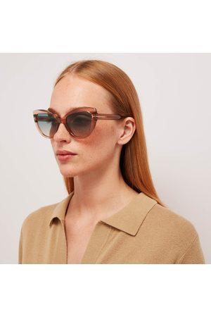 Tom Ford Women Sunglasses - Women's Cat Eye Acetate Sunglasses