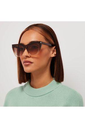 Saint Laurent Women's Kate Cat Eye Sunglasses