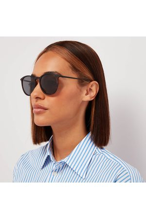Le Specs Women's Oh Buoy Round Polarised Sunglasses