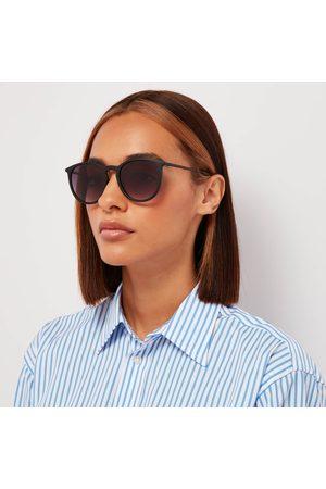 Le Specs Women Round - Women's Oh Buoy Round Sunglasses