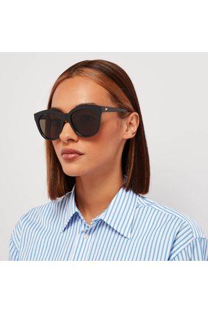 Le Specs Women's Resumption Round Sunglasses