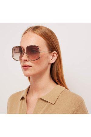 Chloé Women's Hannah Square Sunglasses