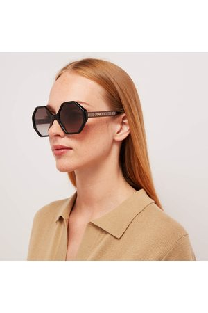 Chloé Women's Octagon Frame Acetate Sunglasses