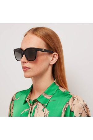 Gucci Women's Classic Acetate Sunglasses