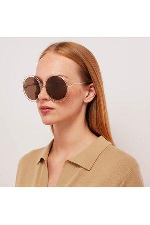 Chloé Women's Carlina Round Frame Sunglasses