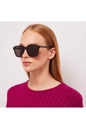 Saint Laurent Women Square - Women's Square Acetate Sunglasses