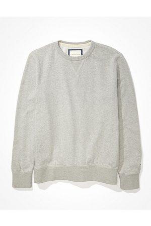 American Eagle Outfitters Super Soft Fleece Icon Crew Neck Sweatshirt Men's XS