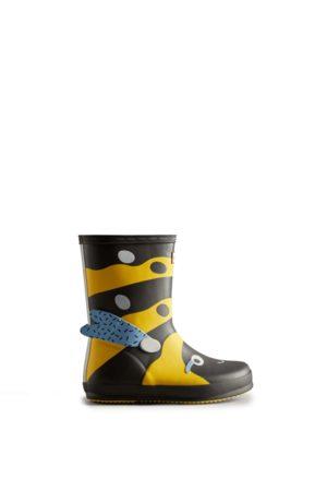 Hunter Rain Boots - Original Kids First Classic Wasp Character Rain Boots