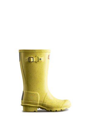 Hunter Rain Boots - Original Big Kids Giant Glitter Rain Boots